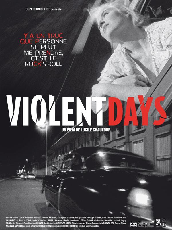 Насильственные дней: обзор, трейлер, тизер, плакаты, DVD, Blu-Ray, скачать ...
