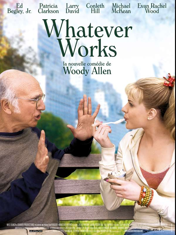 an analysis of the film whatever works Whatever works script taken from a transcript of the screenplay and/or the woody allen movie.