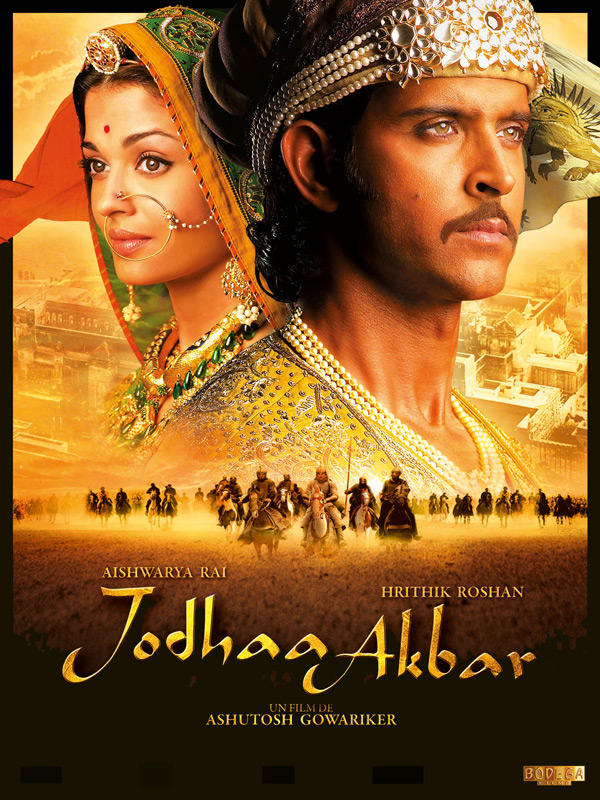 jodhaa akbar A sixteenth century love story about a marriage of alliance that gave birth to true  love between a great mughal emperor, akbar, and a rajput princess, jodha.
