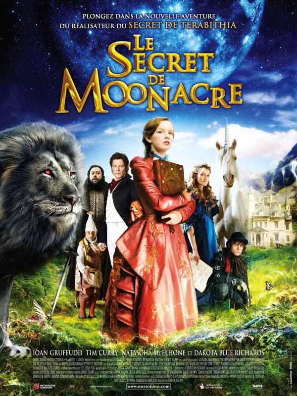 The Secret of Moonacre movies