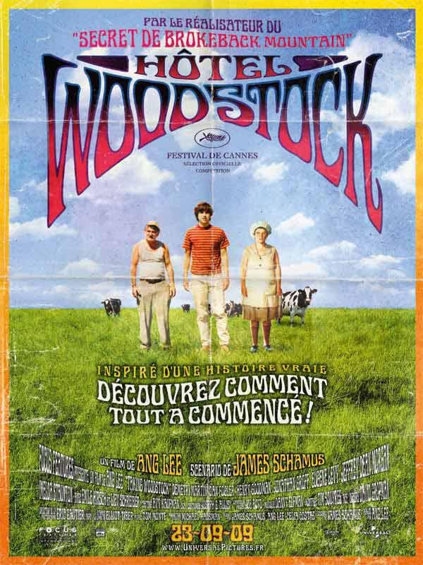 Taking Woodstock Stream