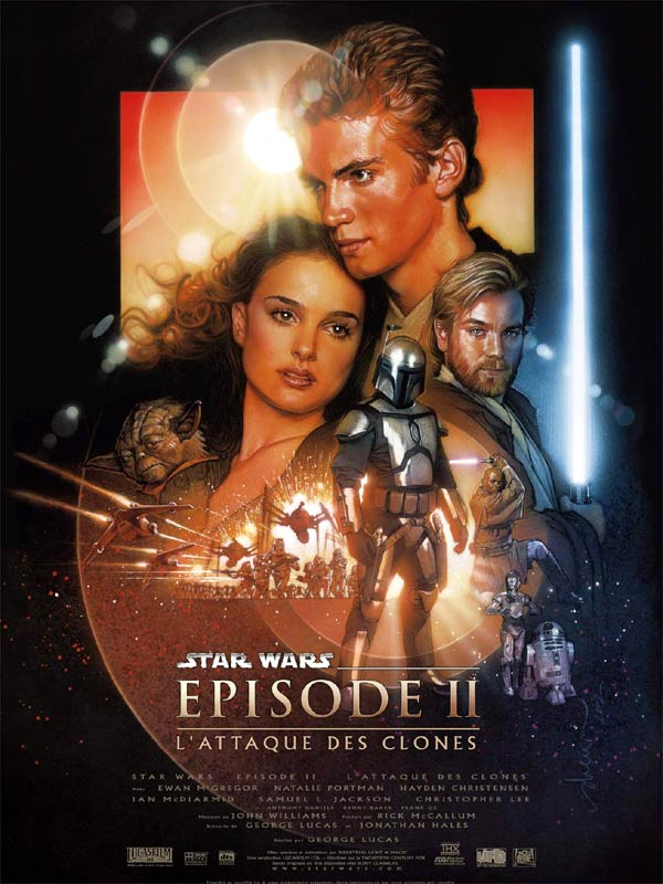 Star Wars Episode 2 Dvd. Buy DVD of Star Wars : Episode
