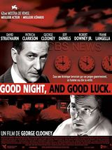 Good Night, and Good Luck. : Review, Trailer, Teaser, Poster, DVD ...