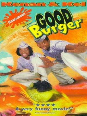 movie review good burger Two hapless youths lead their burger joint in a fight against the giant fast-food chain across the street.