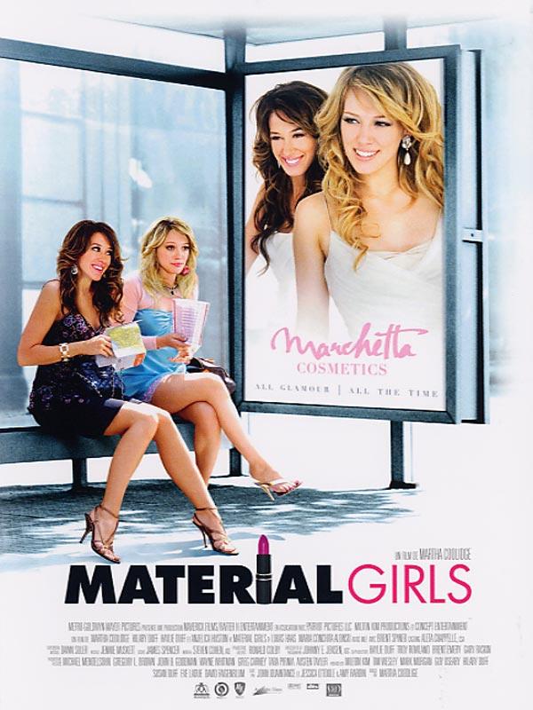 material girls review trailer teaser poster dvd blu