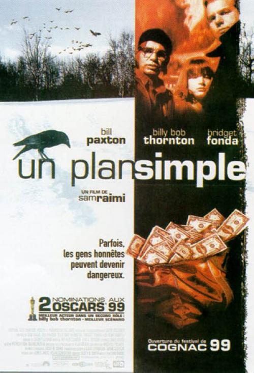 A Simple Plan Review Trailer Teaser Poster Dvd Blu