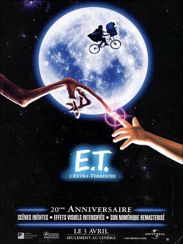 The Extra-Terrestrial : Review, Trailer, Teaser, Poster, DVD, Blu ...