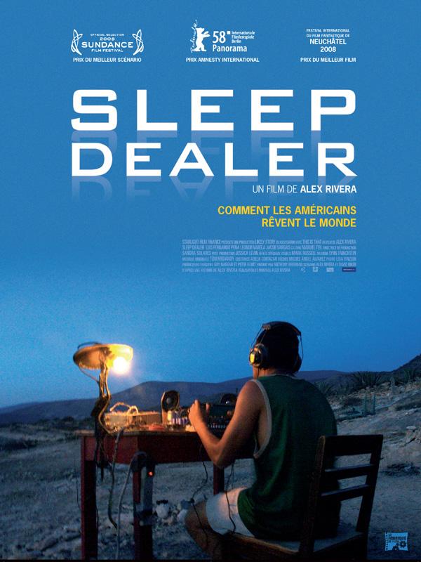 Sleep Dealer movies in France
