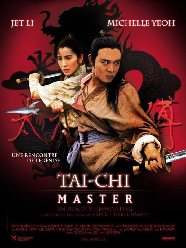 Tai Chi Master Film Poster