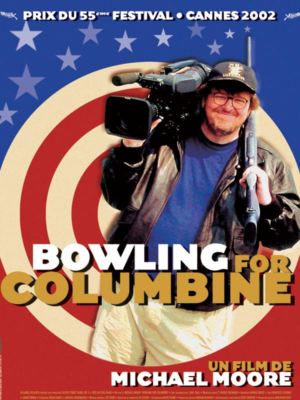 Bowling for Columbine : Review, Trailer, Teaser, Poster, DVD, Blu ...