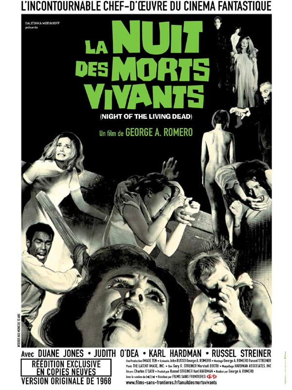 nuit of the living dead La nuit des étoiles filantes a virgin among the living dead  it was also  butchered by the distributors, who wanted more sex or more living dead, with the  help of.