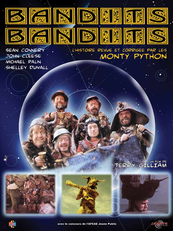 Time Bandits Stream