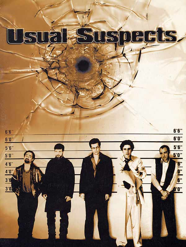 of The Usual Suspects