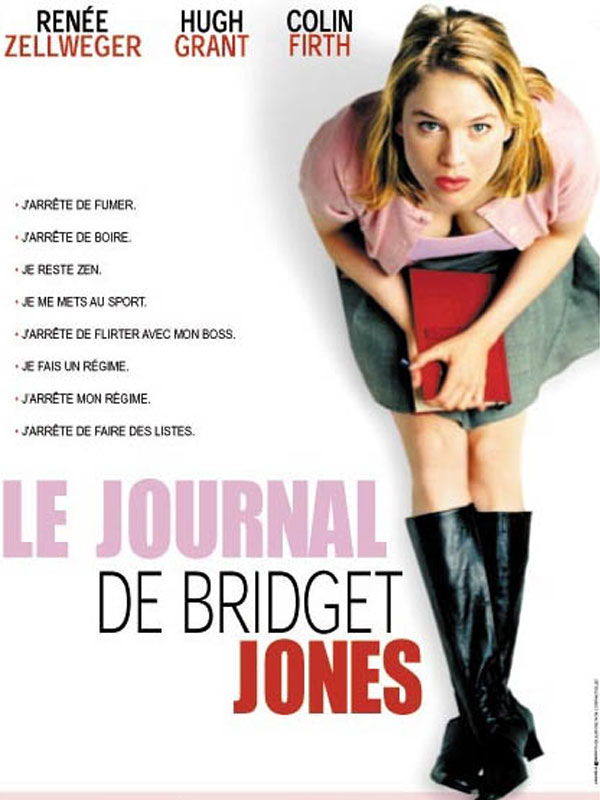 bridget jones 39 s diary review trailer teaser poster dvd blu ray download streaming. Black Bedroom Furniture Sets. Home Design Ideas