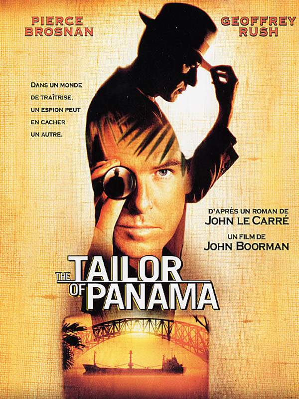 the tailor of panama review trailer teaser poster
