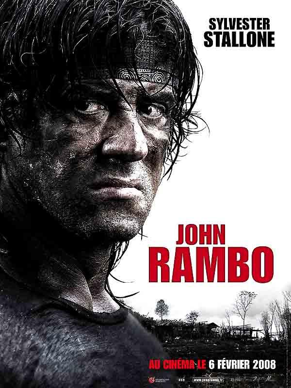 rambo review trailer teaser poster dvd bluray