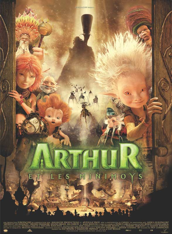 arthur and the invisibles torrent