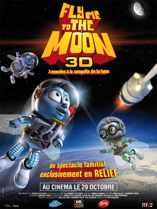 fly me to the moon review trailer teaser poster dvd