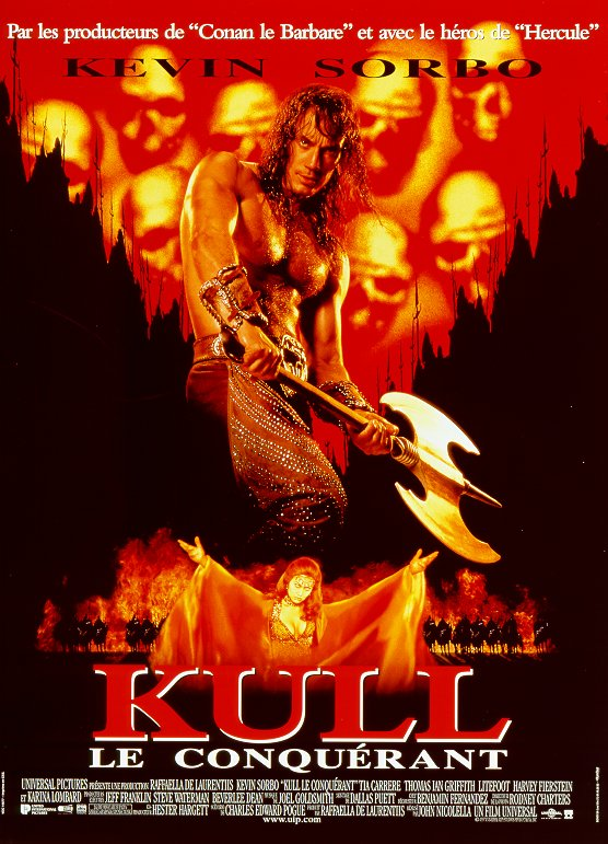 kull the conqueror review trailer teaser poster dvd