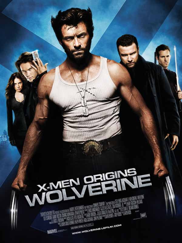 xmen origins wolverine review trailer teaser poster
