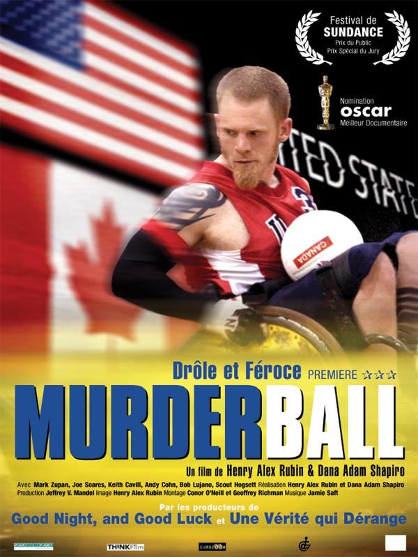 murderball   review  trailer  teaser  poster  dvd  blu