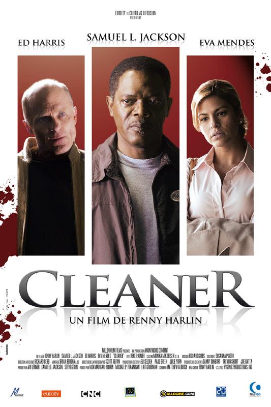 cleaner review trailer teaser poster dvd bluray