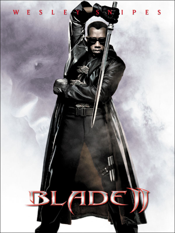 the trailer of blade ii see showtimes of blade ii buy poster of blade ...