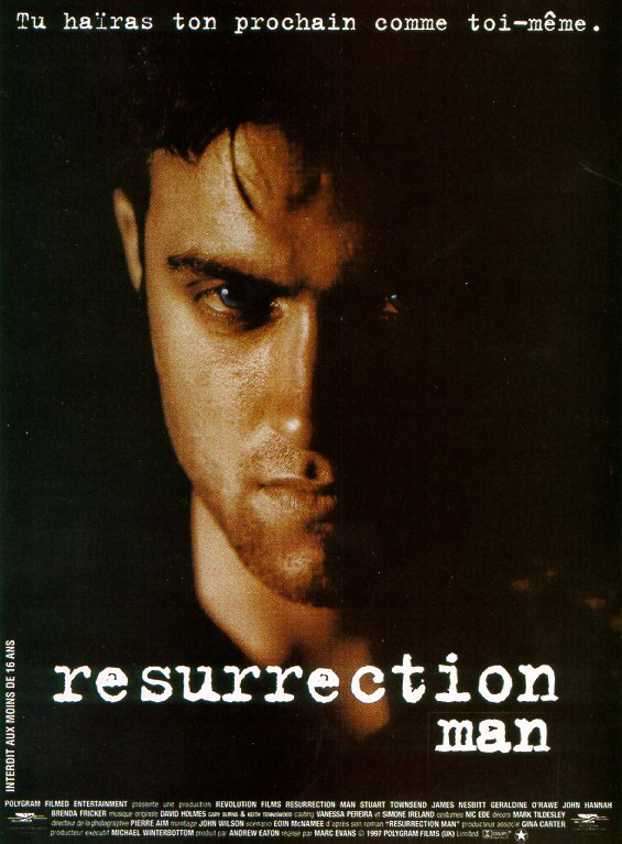 Resurrection man : Review, Trailer, Teaser, Poster, DVD, Blu-ray ...