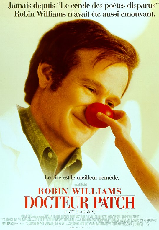 patch adams movie review Read the patch adams movie review from filmjabber's movie critic also, get the movie trailer, a synopsis and more.