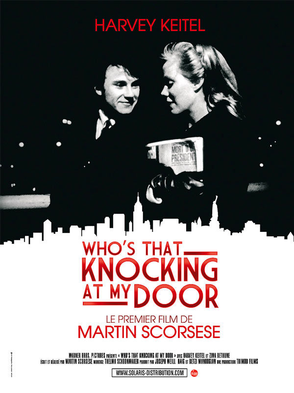 Whou0027s that Knocking at My Door  sc 1 st  Cinemagora & Whou0027s that Knocking at My Door : Review Trailer Teaser Poster ... pezcame.com