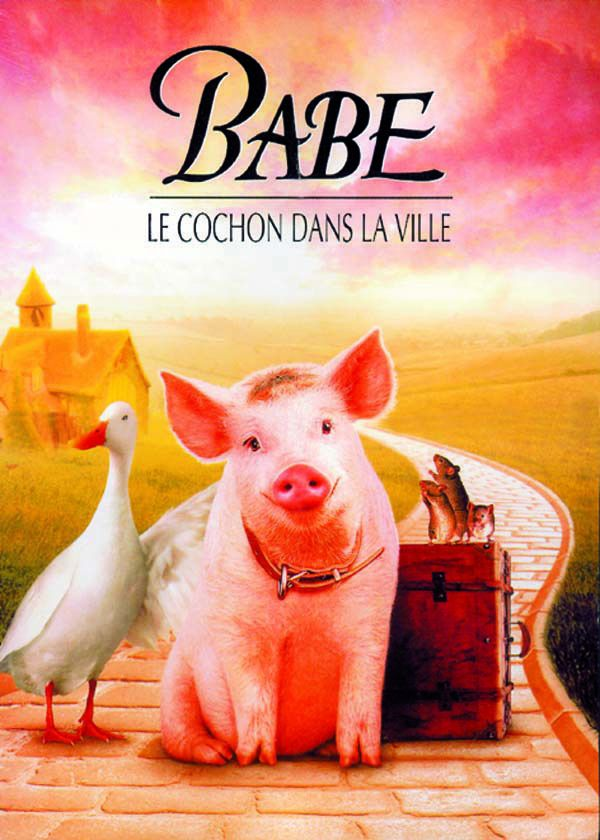 Babe: Pig in the City movies in Bulgaria