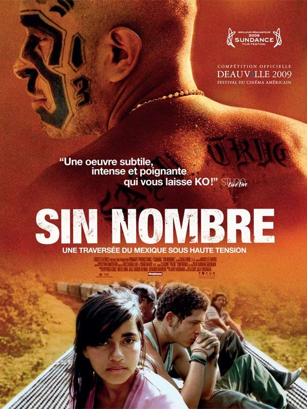 Sin nombre review trailer teaser poster dvd blu ray for Le nombre 13 film