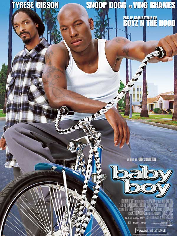 baby boy review trailer teaser poster dvd blu ray download