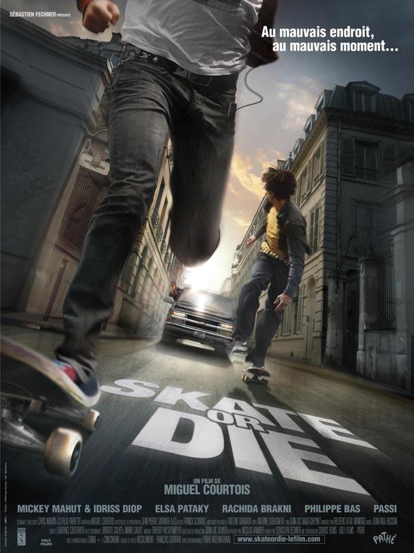 skate or die review trailer teaser poster dvd blu
