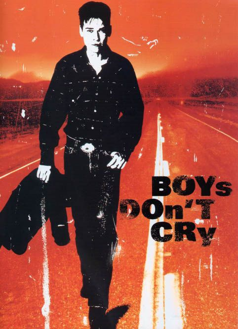 film review boys don t cry Boys don't cry is an accomplished effort for a rookie director (peirce had made only a few shorts prior to this), with a distinctive, creative visual style and a performance from swank that is absolutely absorbing.