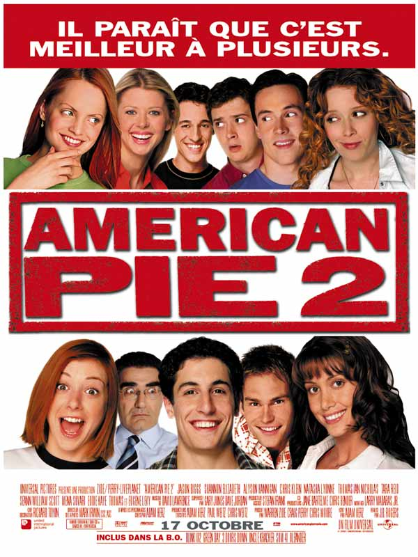 Baixar Filme American Pie 2   A 2ª Vez É Ainda Melhor (Dublado) Gratis