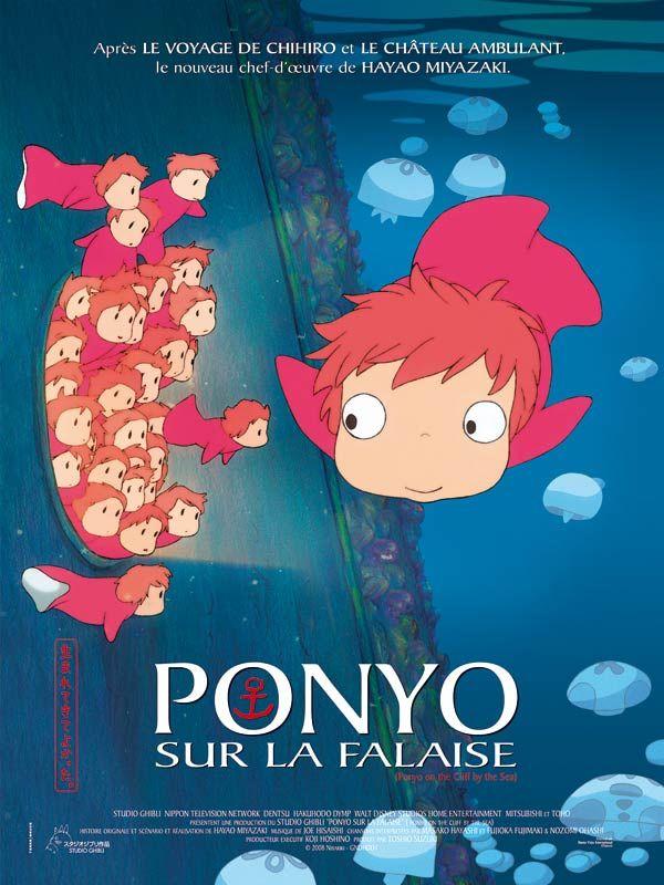Ponyo Stream