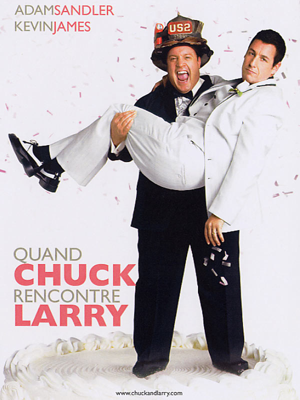 Quand chuck rencontre larry streaming youwatch