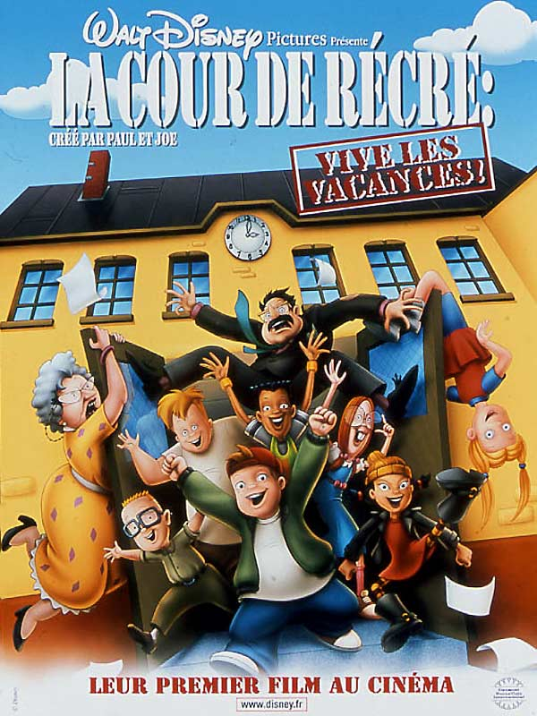 recess schools out ymmv tv tropes
