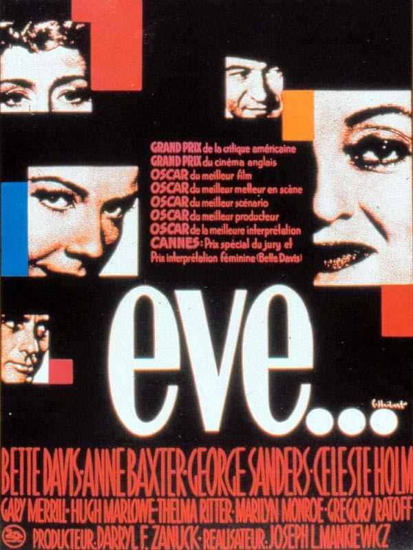 all about eve review trailer teaser poster dvd blu. Black Bedroom Furniture Sets. Home Design Ideas