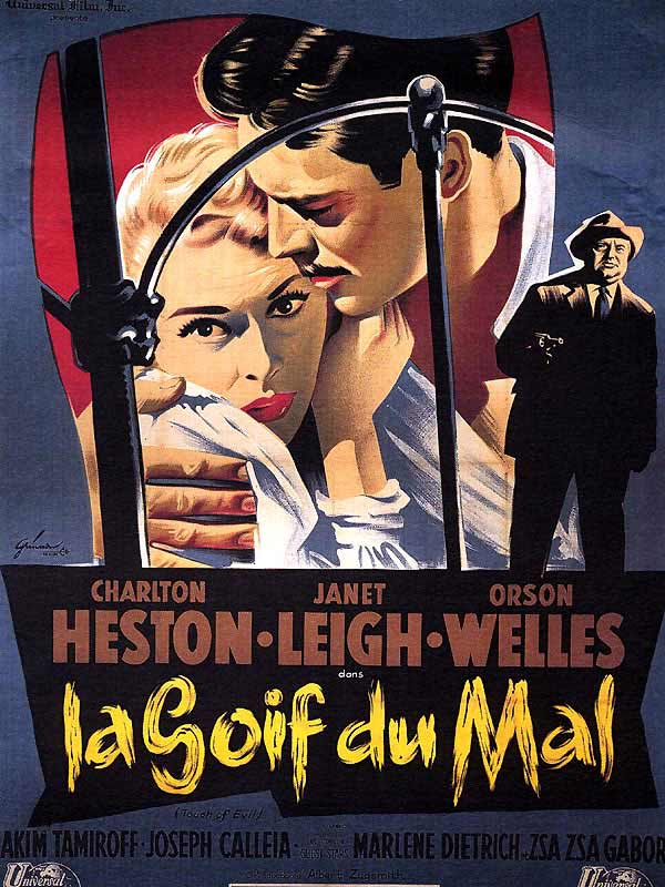 ... touch of evil see showtimes of touch of evil buy poster of touch of